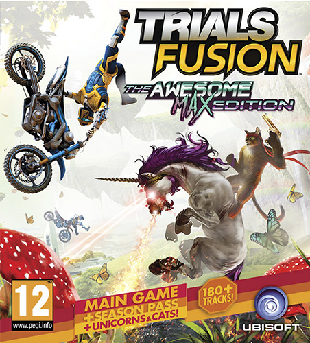 Trials Fusion: The Awesome Max Edition (2015/PC/Русский) | RePack  от SEYTER скачать торрент